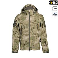 Куртка софтшелл M-Tac Urban Legion A-TACS FG