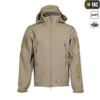 Куртка софтшелл M-Tac Urban Legion Tan