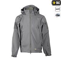 Куртка софтшелл M-Tac Urban Legion серая