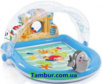 Детский надувной игровой центр INTEX ( 170 СМ Х 150 СМ X 88СМ)