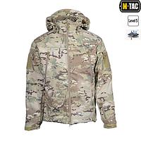 Куртка софтшелл M-Tac с подстежкой Мультикам