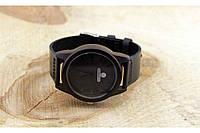 Деревянные наручные часы SkinWood Black