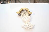 Луза мешок силумин (Скоба гладкая, мешок, сетка-х/б)