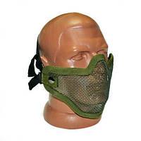 Маска сетчатая защитная (страйкбольная маска)