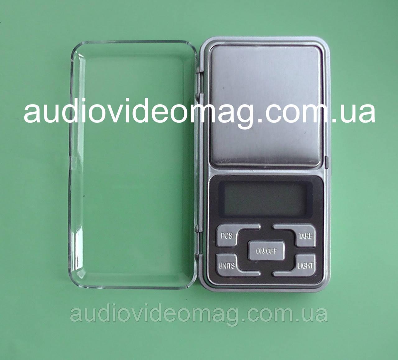 Электронные ювелирные карманные весы МН-200