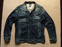 Куртка джинсовая GSTAR G STAR р.  XL / XXL ( НОВОЕ )