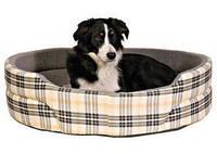 Trixie - Lucky Лежак с бортиком для собак, 110х95см