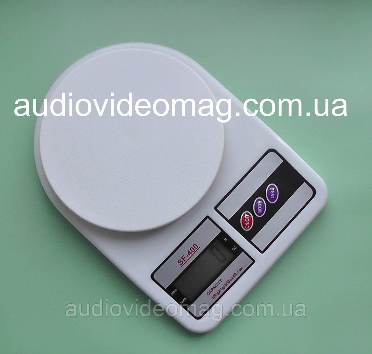 Весы кухонные электронные, до 7 кг