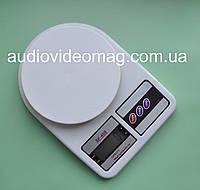 Весы кухонные электронные, до 10 кг