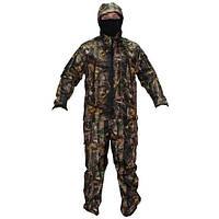 Охотничий костюм демисезонный прямой, Дуб Camo-tec