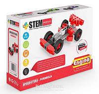 Конструктор Engino серии STEM HEROES Спортивные автомобили: формула