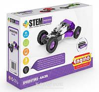 Конструктор Engino серии STEM HEROES Спортивные автомобили: гоночный