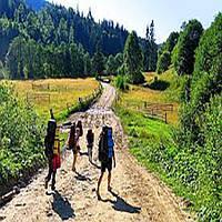 Список вещей для похода по Карпатам летом