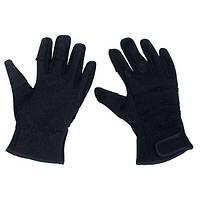 Перчатки неопреновые откидная варежка MFH черные