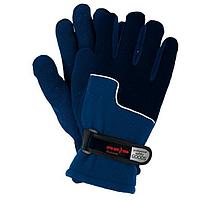 Перчатки спортивные зимние REIS синие