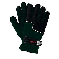 Перчатки спортивные зимние REIS зелёные