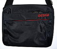 Мужская текстильная барсетка Gesiqi