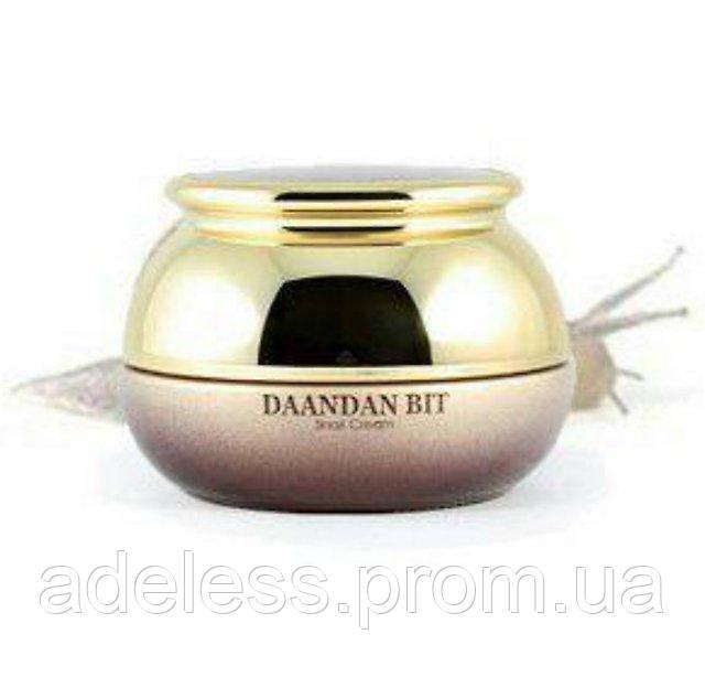 Улиточный лифтинг крем со стволовыми клетками Daandan bit snail cream