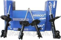 Амортизатор Accent II MC, III MC, Kia Rio I, II  (Premium MANDO+)  передний левый газ. EX 54650-1E200