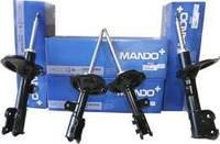 Амортизатор Santa Fe 10- передний левый MANDO+ EX546502B500