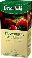 Чай  Greenfield Strawberry Gourmet пакетированный  25пак.
