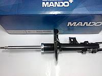 Амортизатор Chevrolet Aveo  передний левый масляный (Premium MANDO+)   EX96586887