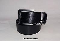 Ремень мужской PHILIPP PLEIN F316 чёрный, фото 1