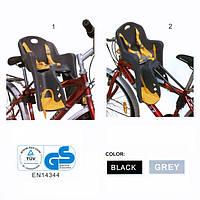 Велокресло детское переднее TILLY BT-BCS-0001 до 15кг