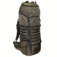 Рюкзак рейдовый Travel Extreme Бизон 100 л олива