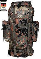 Рюкзак рейдовый флектарн Bundeswehr MFH 65 л
