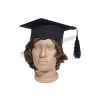Квадратная шапка магистра детская