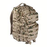 Рюкзак штурмовой 36 л тропентарн Mil-Tec с MOLLE