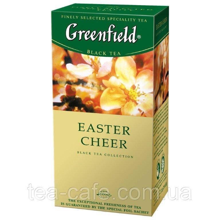 Чай  Greenfield Easter Cheer пакетированный  25пак.