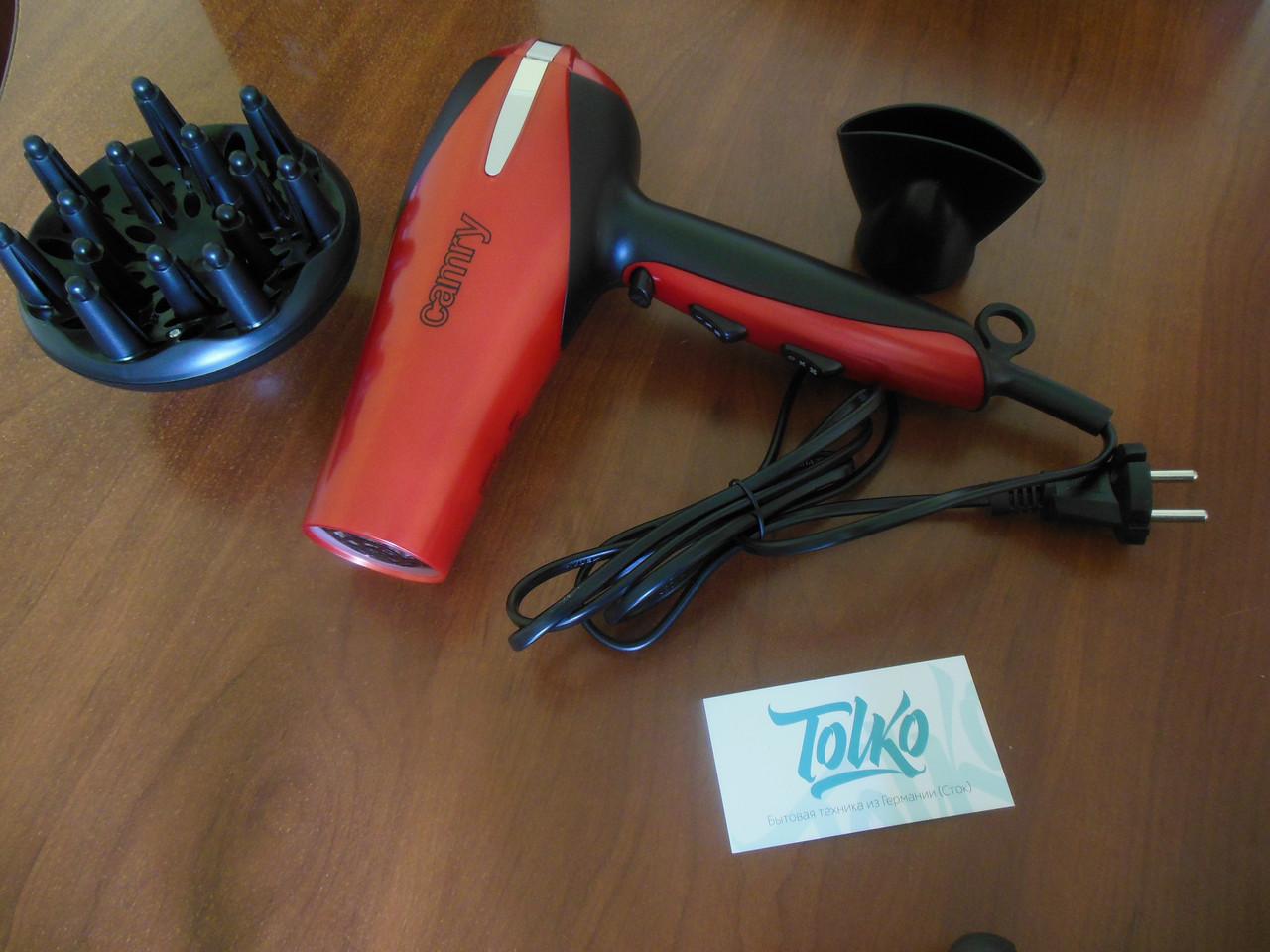 Фен для волос Camry CR2241