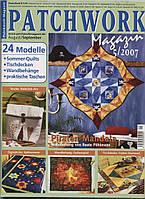 """Журнал по рукоделию """"Пэчворк"""" № 5-2007"""