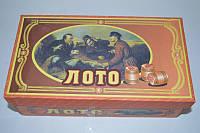 Игра настольная Русское Лото деревянные бочонки 14159