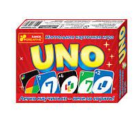 Игра настольная для детей (5+) карточная UNO