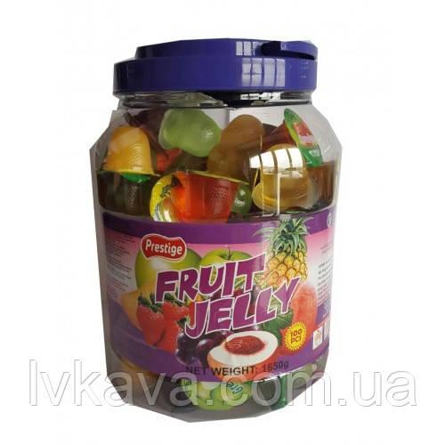 Фруктове желе Fruit Jellycup Prestige , 100 шт