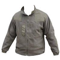 Флисовая тактическая куртка