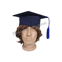 Квадратная шапка выпускника для ребенка