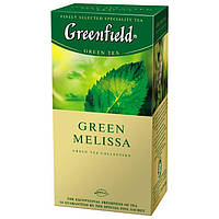 Чай  Greenfield Green Melissa пакетированный  25пак.
