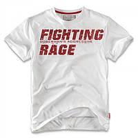 Футболка Dobermans Fighting Rage TS26WT white