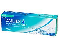 Контактные линз Dailies Aqua Comfort plus Toric 30шт
