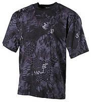 Футболка MFH US T-Shirt snake black
