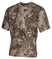 Футболка MFH US T-Shirt snake FG