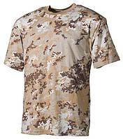 Футболка MFH US T-Shirt vegetato desert
