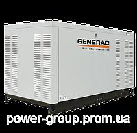 Газовый генератор GENERAC QT 27 мощностью 27 кВт