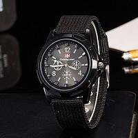 Часы мужские Gemius Swiss army black
