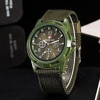 Часы мужские Gemius Swiss army olive
