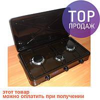 Таганок газовый настольный ST 63-010-11 Brown